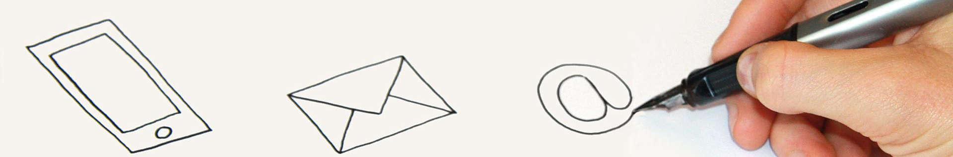 Subpage Kontakt Kontatkformular
