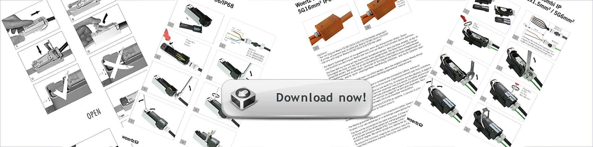 Subpage Unternehmen Download