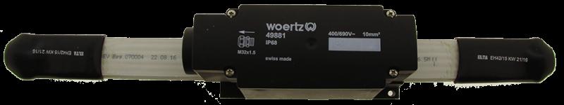 Woertz flachkabel power 5G10mm2 IP