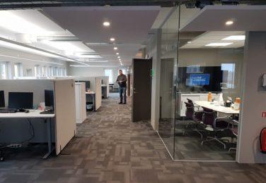 Beleuchtungen Büro