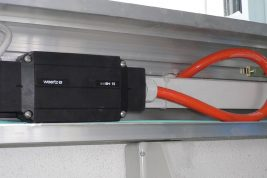 flat cable system
