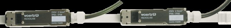 woertz system flachkabel 3.25mm IP