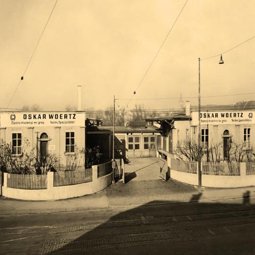 margarethenstrasse 1952