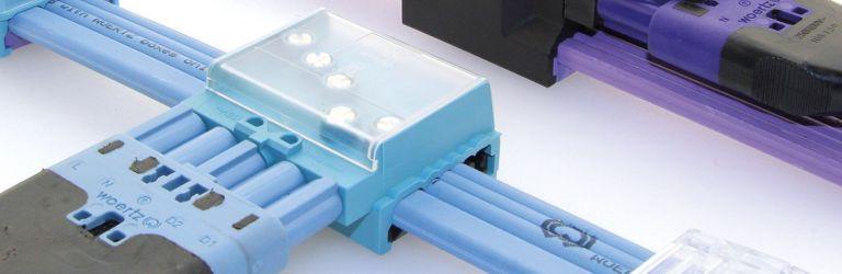 woertz flachkabel Elektroinstallation